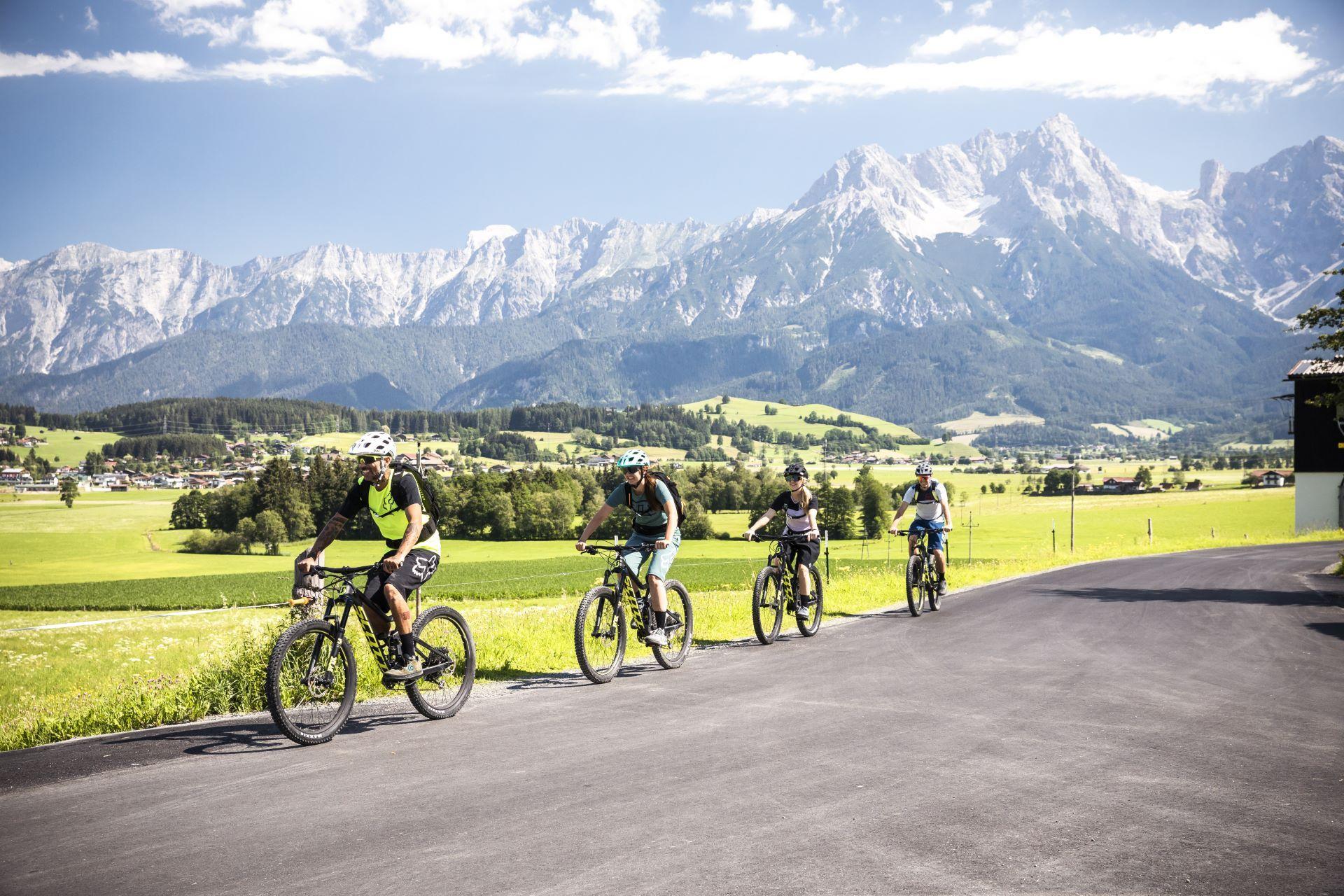 The Epic Bikepark Leogang - der Bikepark in sterreich